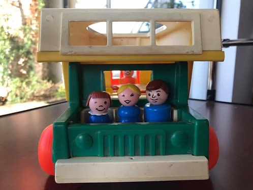 Camping car Fisher Price