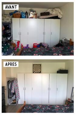 Les Soeurs Poppins - Chambre1