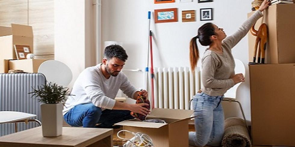 "Atelier ""Home organising"" en collaboration avec le CLI"