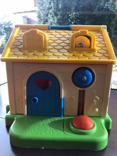 Maison cottage Fisher Price
