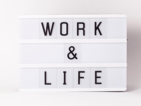 How to become a work-life balance champion!
