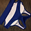 Thumbnail: POISE // Blue Sports Bra