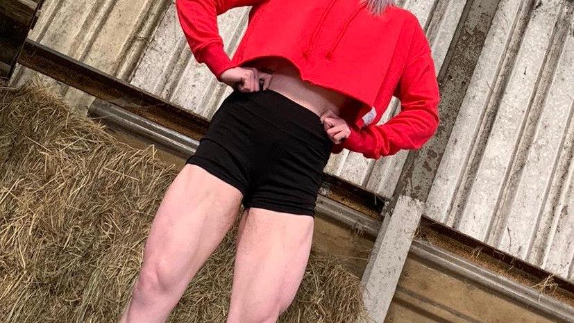 POISE // Squat Shorts