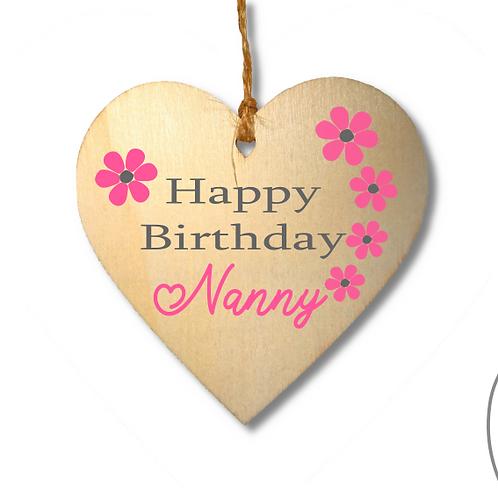 Happy Birthday Nanny -