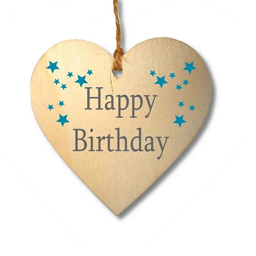 Happy Birthday Blue -