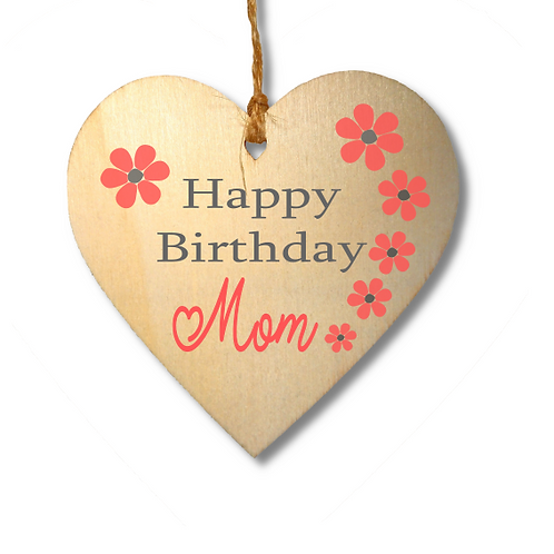 Happy Birthday MOM -