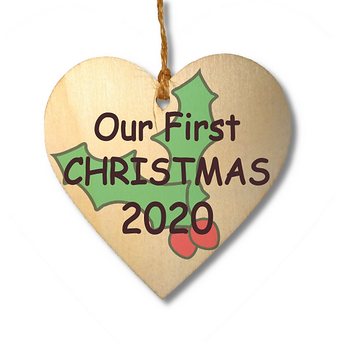 Our First Christmas-