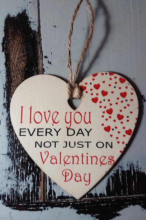 I Love You Everyday -