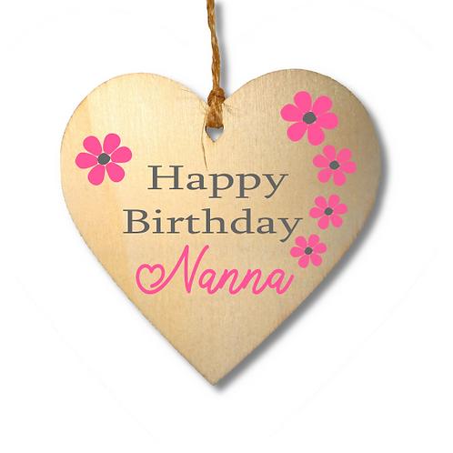 Happy Birthday Nanna -