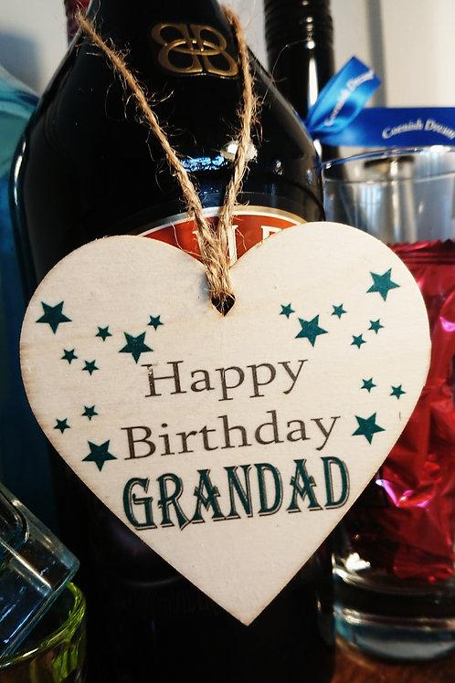 Happy Birthday Grandad -
