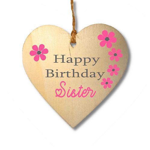 Happy Birthday Sister -