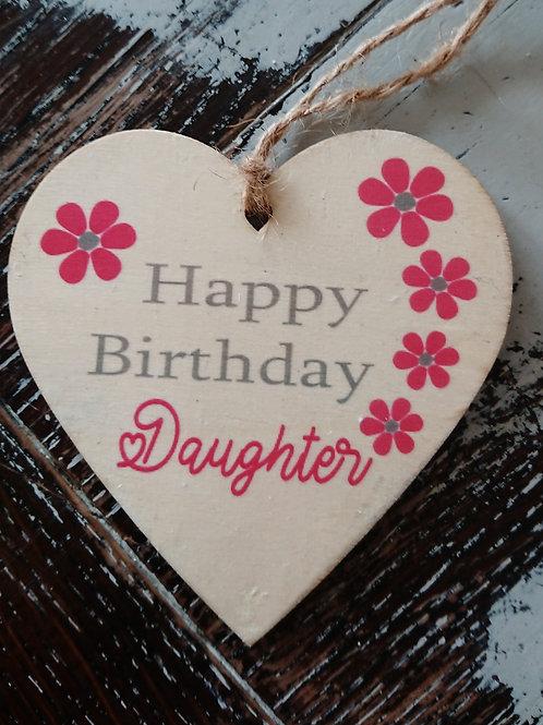 Happy Birthday Daughter -