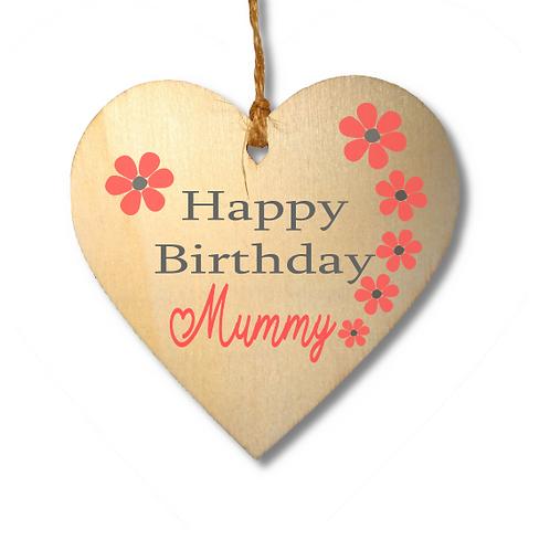 Happy Birthday Mummy -