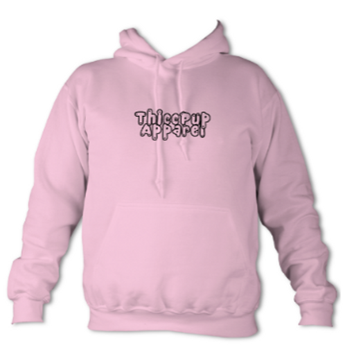 Pull Over Logo Hoodie