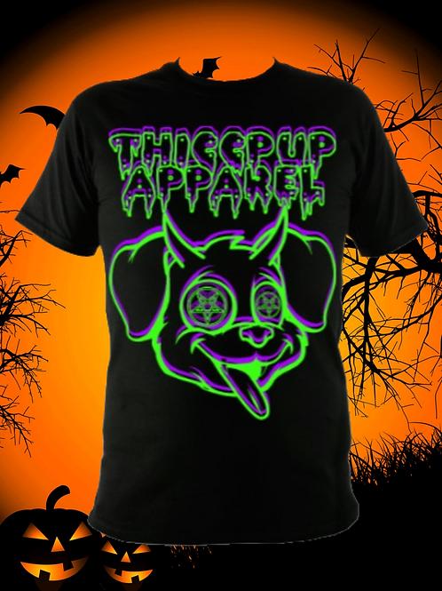 Trippy Halloween Tee