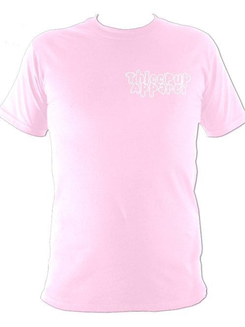 Basic Logo White/Pink