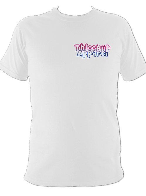 Bisexual Pride Flag Tee 2 (White)