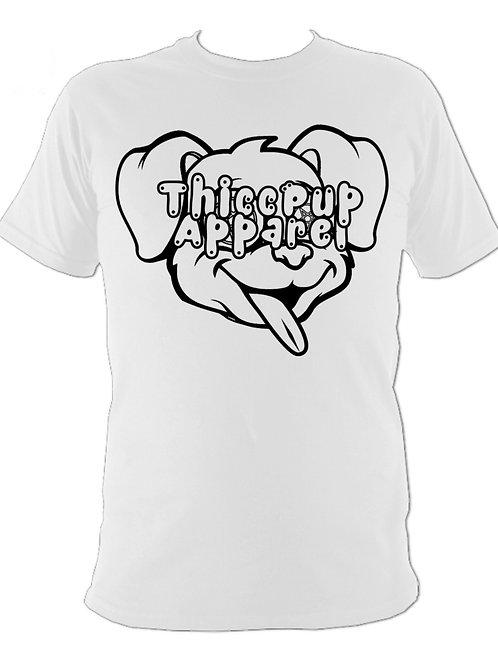 Large Logo Black/White