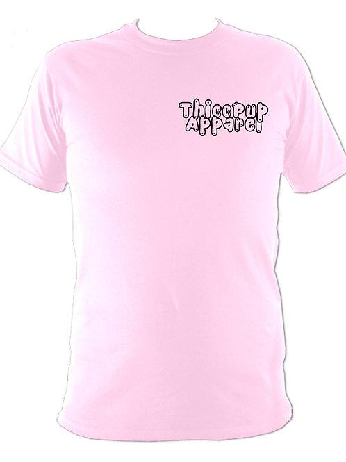 Basic Logo Black/Pink