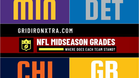 NFL Midseason Grades: NFC North