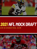 2021 NFL Mock Draft With Trades