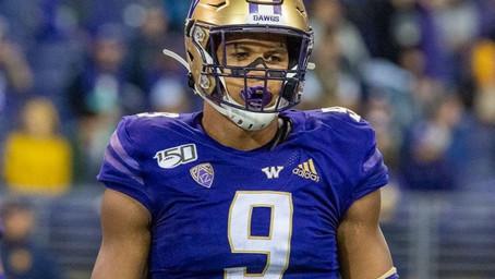Joe Tryon 2021 NFL Draft Scouting Report