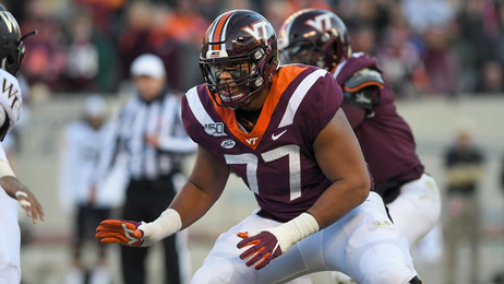 Christian Darrisaw 2021 NFL Draft Scouting Report