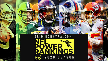 NFL Power Rankings Week 16