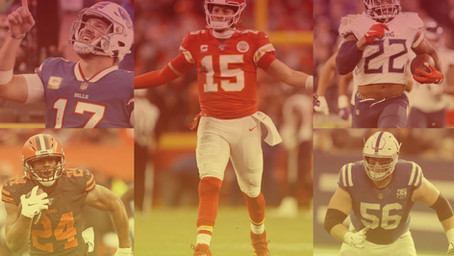 NFL Pro Bowl: Who Made It From the AFC and Who Should Have?