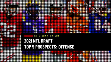 2021 NFL Draft Prospect Rankings: Top Five Players by Position