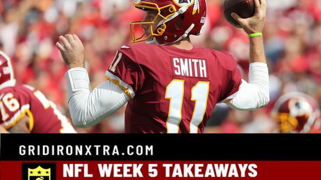 NFL Week 5 Takeaways: What We Learned This Week