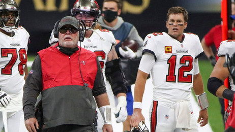 Tom Brady and Bruce Arians are sinking the Buccaneers' ship