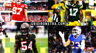 NFL All-Conference Championship AFC/NFC Composite Team