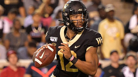 Jamie Newman Scouting Report: 2021 NFL Draft Prospect Profile