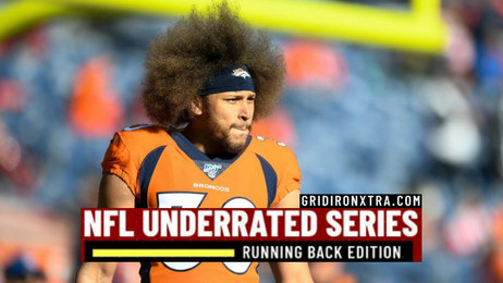 NFL Underrated Series: Running Back Edition