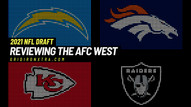 2021 NFL Draft: Reviewing the AFC West