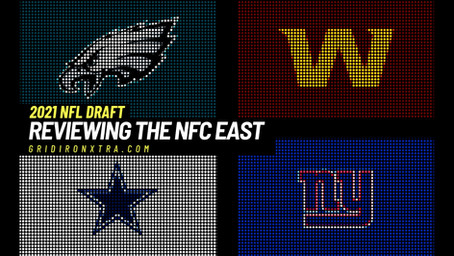 2021 NFL Draft: Reviewing the NFC East