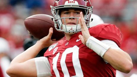 Mac Jones 2021 NFL Draft Scouting Report