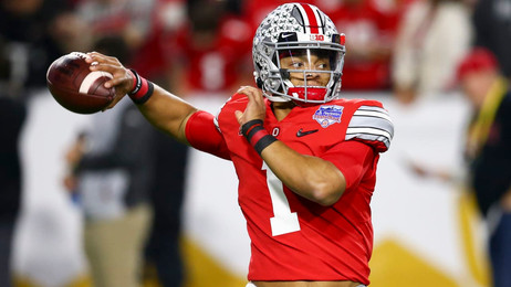 Justin Fields 2021 NFL Draft Scouting Report