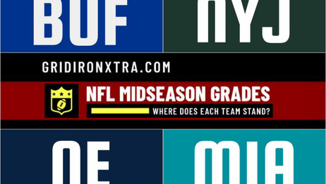 NFL Midseason Grades: AFC East