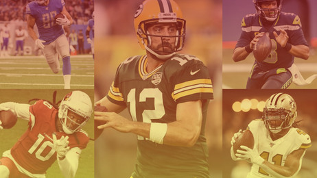 NFC Offense: Who Should've Been Picked For The Pro Bowl?