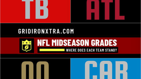 NFL Midseason Grades: NFC South