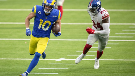 Fantasy Football Week 5 Start 'Em, Sit 'Em: Wide Receivers