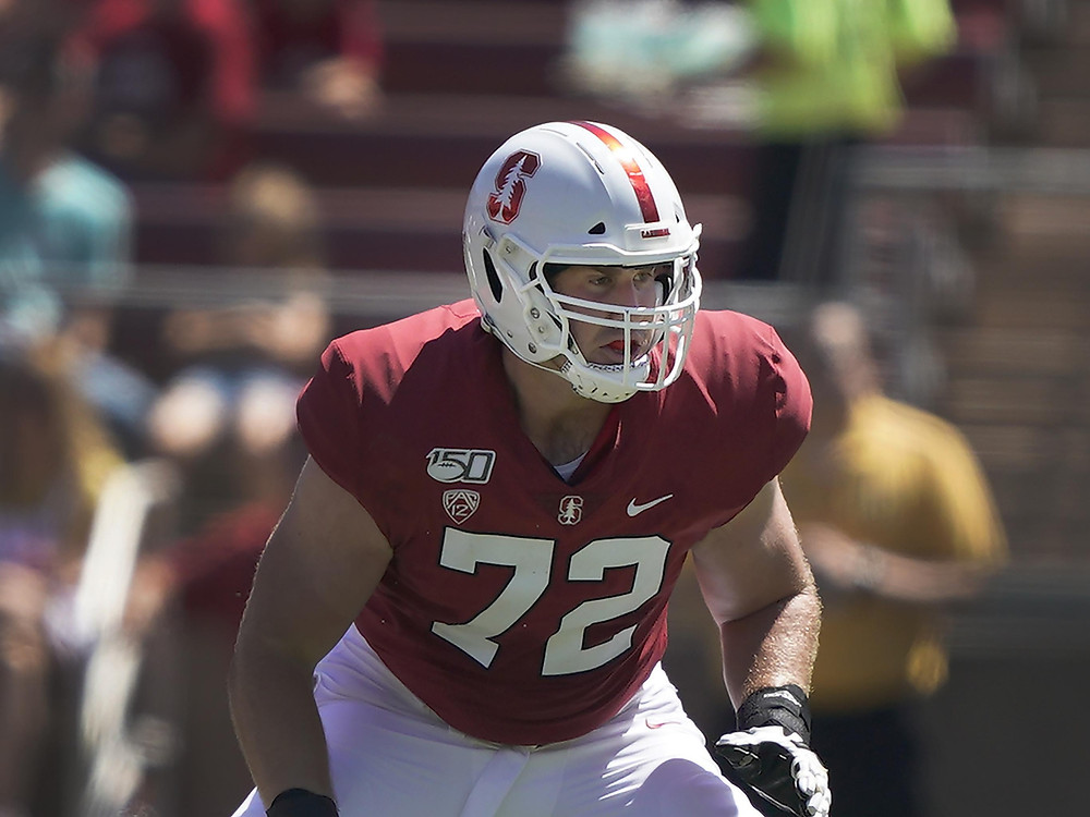 Stanford's Walker Little is one of the best offensive tackle prospects in the 2021 NFL Draft. We rank him ninth, but he has the potential for so much more.