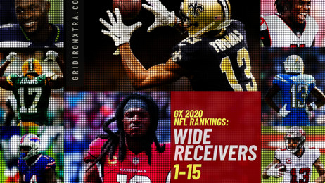 Ranking the Top 15 Wide Receivers in the NFL