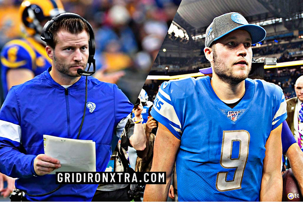 Sean McVay of the Los Angeles Rams has just traded for Matthew Stafford from the Detroit Lions. Can McVay and Stafford combine to take the Rams to another Super Bowl?