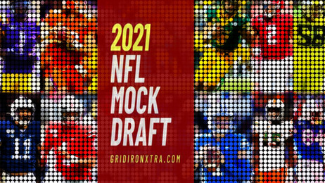 2021 NFL Mock Draft 2.0: Full Two Round Mock Draft