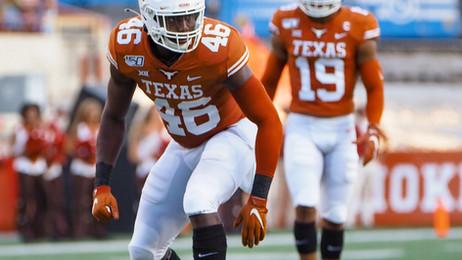 Joseph Ossai 2021 NFL Draft Scouting Report