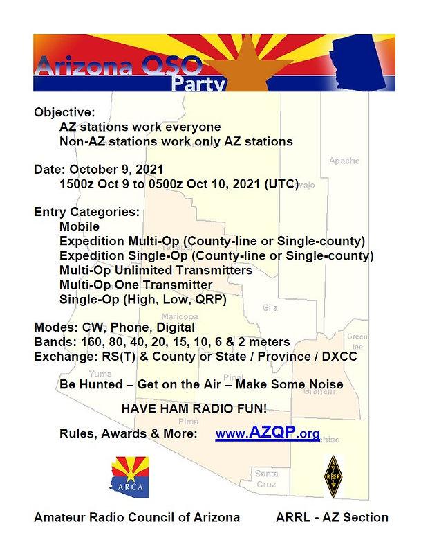 AZQP Flyer