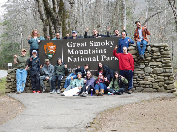 Great Smoky Mountains National Park Trip